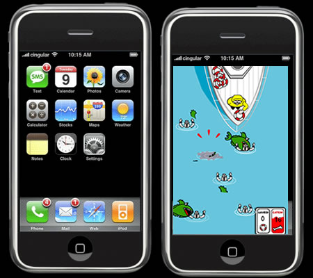 iGiki.com unveils games for apple iPhone