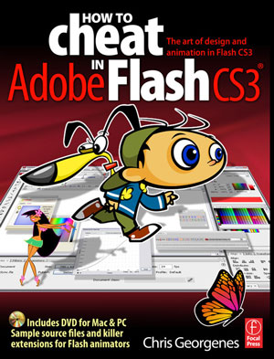 How to Cheat in Flash CS3, article published on Flash lite, i2fly