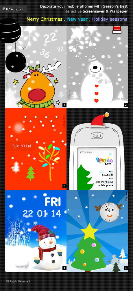 christmas wallpapers and screensavers. wallpaper and screensavers
