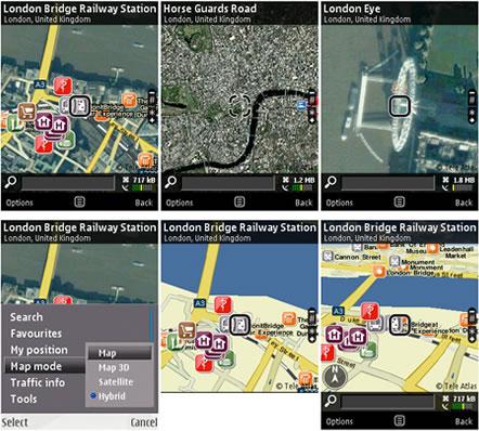 Nokia Maps 2.0 hits beta release