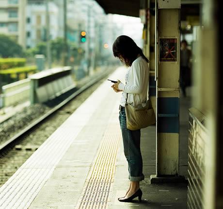 japan mobile life