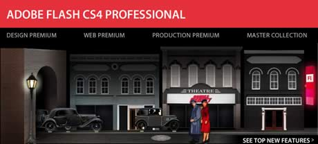 Adobe Flash Professional CS4