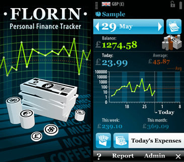 Florin: Personal Finance Tracker